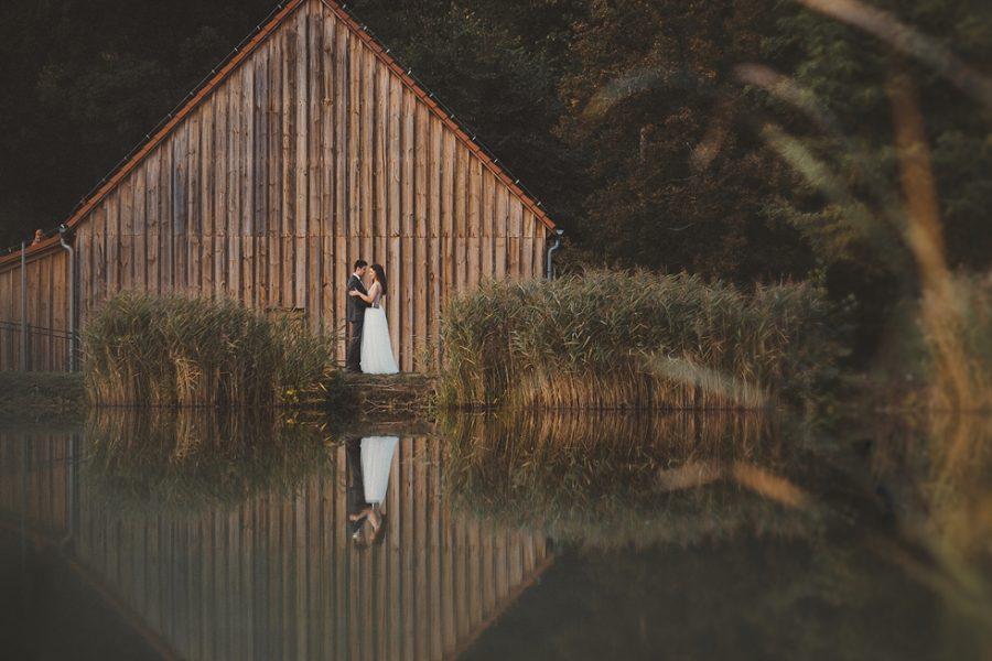FOTOGRAF ŚLUBNY POZNAŃ - SESJA PLENEROWA / WIKTORIA + BARTEK
