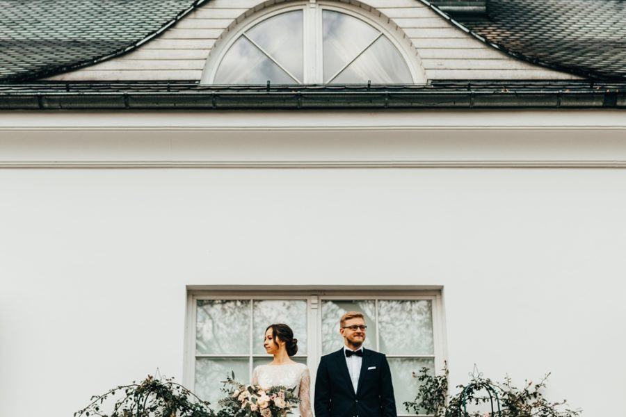 JESIENNY ŚLUB / DWÓR WIERZENICA / MAGDA + WOJTEK