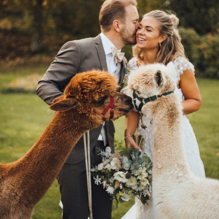 WEDDING IN ROSENHANDSKA - STOCKHOLM, SWEDEN / KARIN + HENRIK